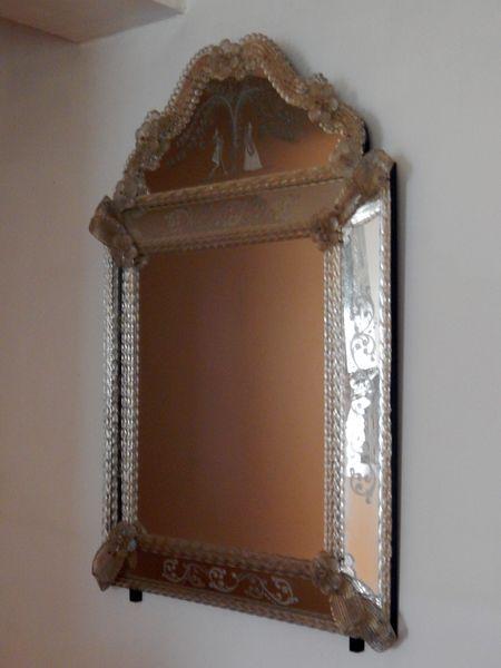 Vendu - Miroir venise